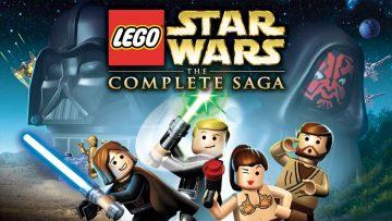 El kit Lego Star Wars: la saga completa en X-Box.