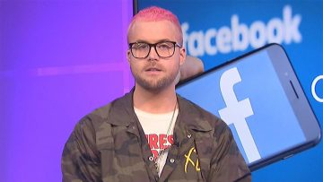 Christopher Wylie, ex director de Cambridge Analytica.