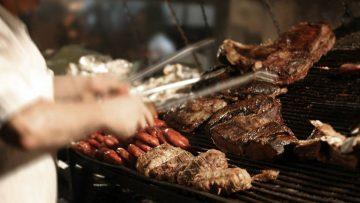 """¿El mítico asado argentino """"al horno""""?"""