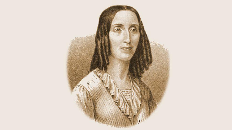 Juana Manuela Gorriti para exquisitos: ama y esclava de su destino.