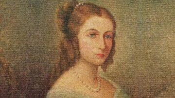 María del Carmen Puch de Güemes, esposa del General Martín Miguel de Güemes.