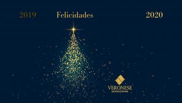 2019 · Felicidades · 2020 · Veronese Producciones