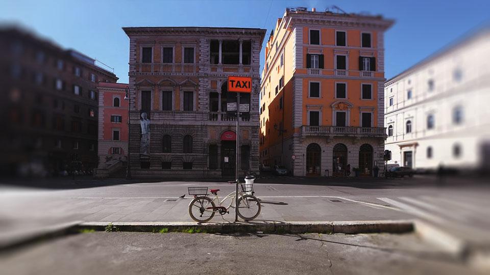 La economía del pánico en Italia.