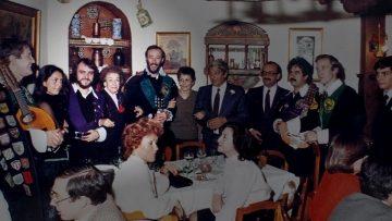 La leyenda de la doctora Ana Aslan, 1981.