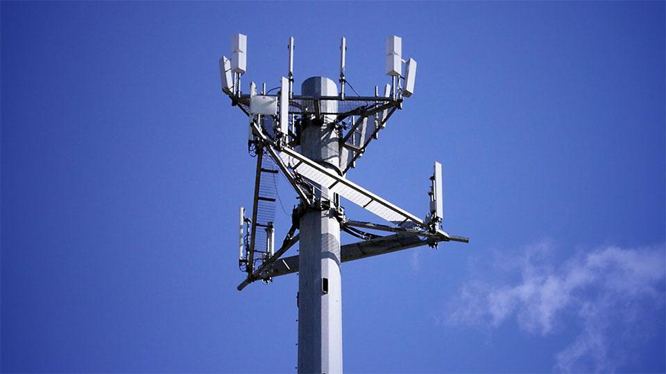 Día de la Tierra: antena de telefonía celular.