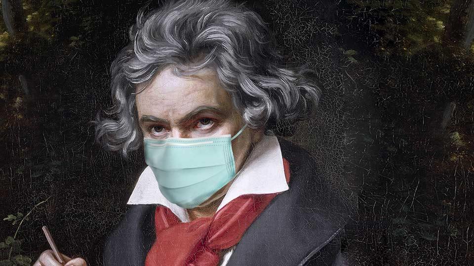 Música para Cuarentena: Ludwig van Beethoven.
