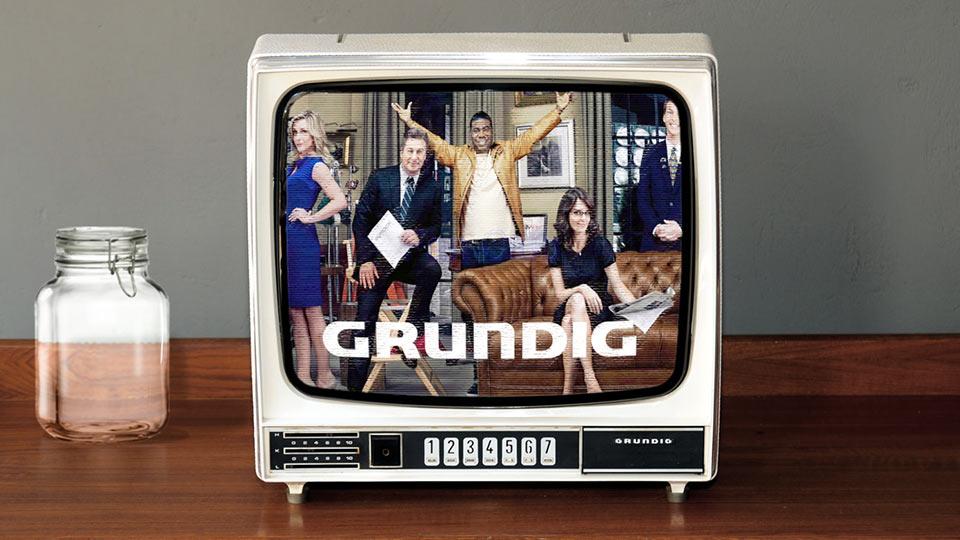 Grundig: caro, pero el mejor.