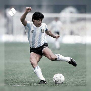 Diego Armando Maradona 1960-2020