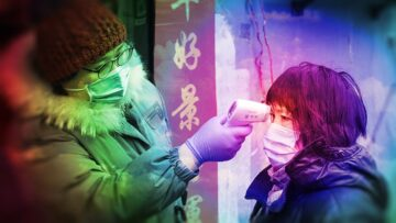 """Eventos imprevisibles: la """"neumonía"""" atípica de Wuhan se proyecto a todo el planeta como la mayor catástrofe del siglo."""