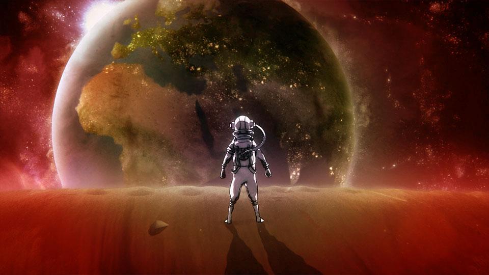 """Jueves de Música 25/03/2021: """"Rocket Man"""" por Majid Adin."""