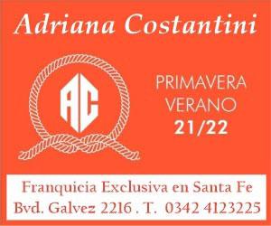 Adriana Costantini: Colección Otoño Invierno 2021