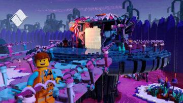Androides digitales a la cabeza: Lego en videojuegos.
