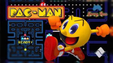 Androides digitales a la cabeza: el legendario e inolvidable Pac-Man.