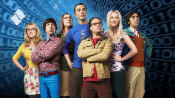 Androides digitales a la cabeza: The Big Bang Theory en su salsa.