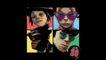 Gorillaz - Humanz (Gorillaz 20 Mix) 2021.