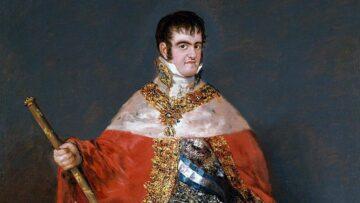Día de la Patria y la Revolución de Mayo: el rey Fernando VII de España.