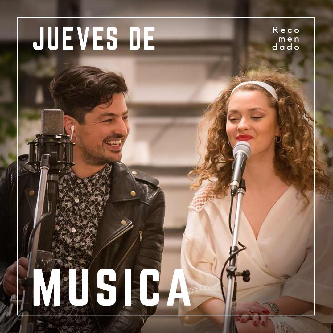 JDM 01/07/2021: Chino Mansutti y Minerva Casero