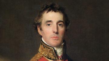 Arthur Wellesley, duque de Wellington, primer ministro británico.