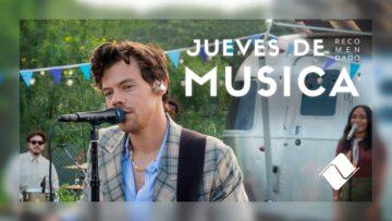 "Veronese · #JDM 05/08/2021: Harry Styles · ""Watermelon Sugar""."