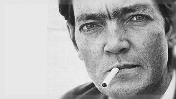 Julio Cortázar eterno en 1967.