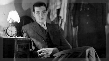 Julio Cortázar eterno en 1939.