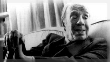 Jorge Luis Borges, descubridor y primer editor argentino de una obra de Julio Cortázar.