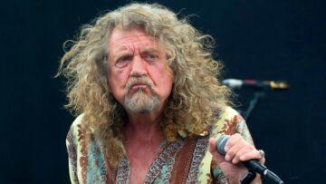 Tema del Viernes 20/08/2021: Robert Plant cumple 73 años.