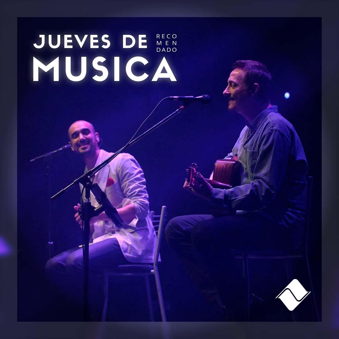 Jueves de Música 09/09/2021: A primera vista.