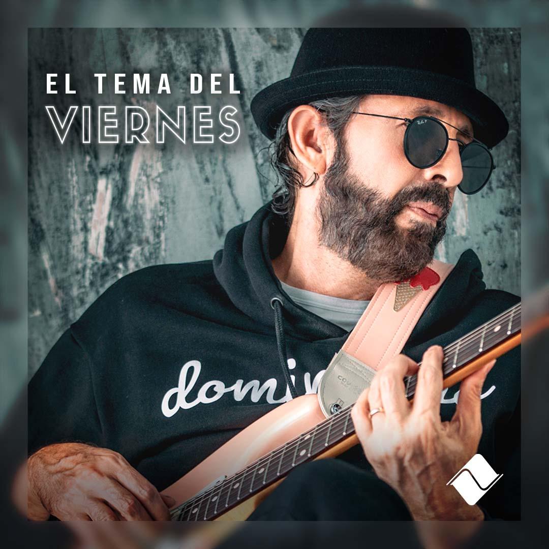 """TDV - El Tema del Viernes 01/10/2021 . Juan Luis Guerra - """"Ojalá que llueva café"""""""