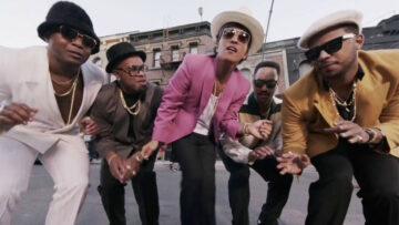 """Veronese El Tema del Viernes 08/10/2021: Bruno Mars """"Uptown Funk""""."""
